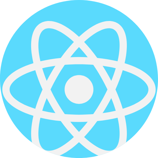 Technoarch Softwares - React logo